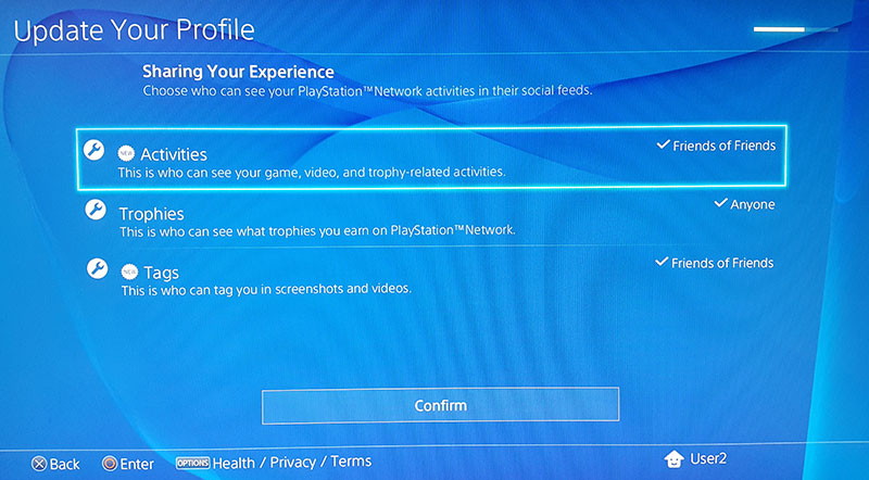 Making New PSN Accounts on PS4 P11
