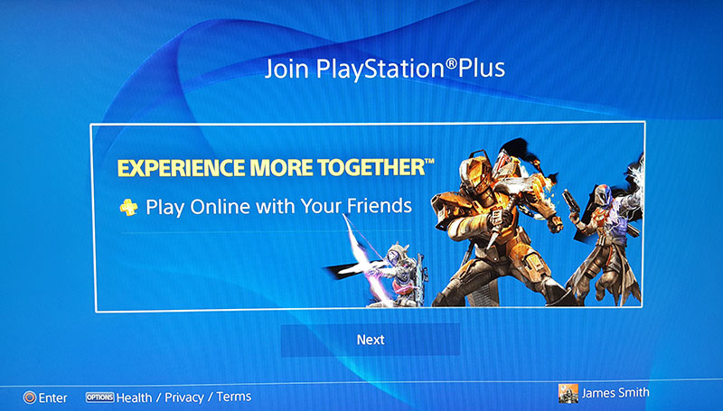 Making New PSN Accounts on PS4 P14