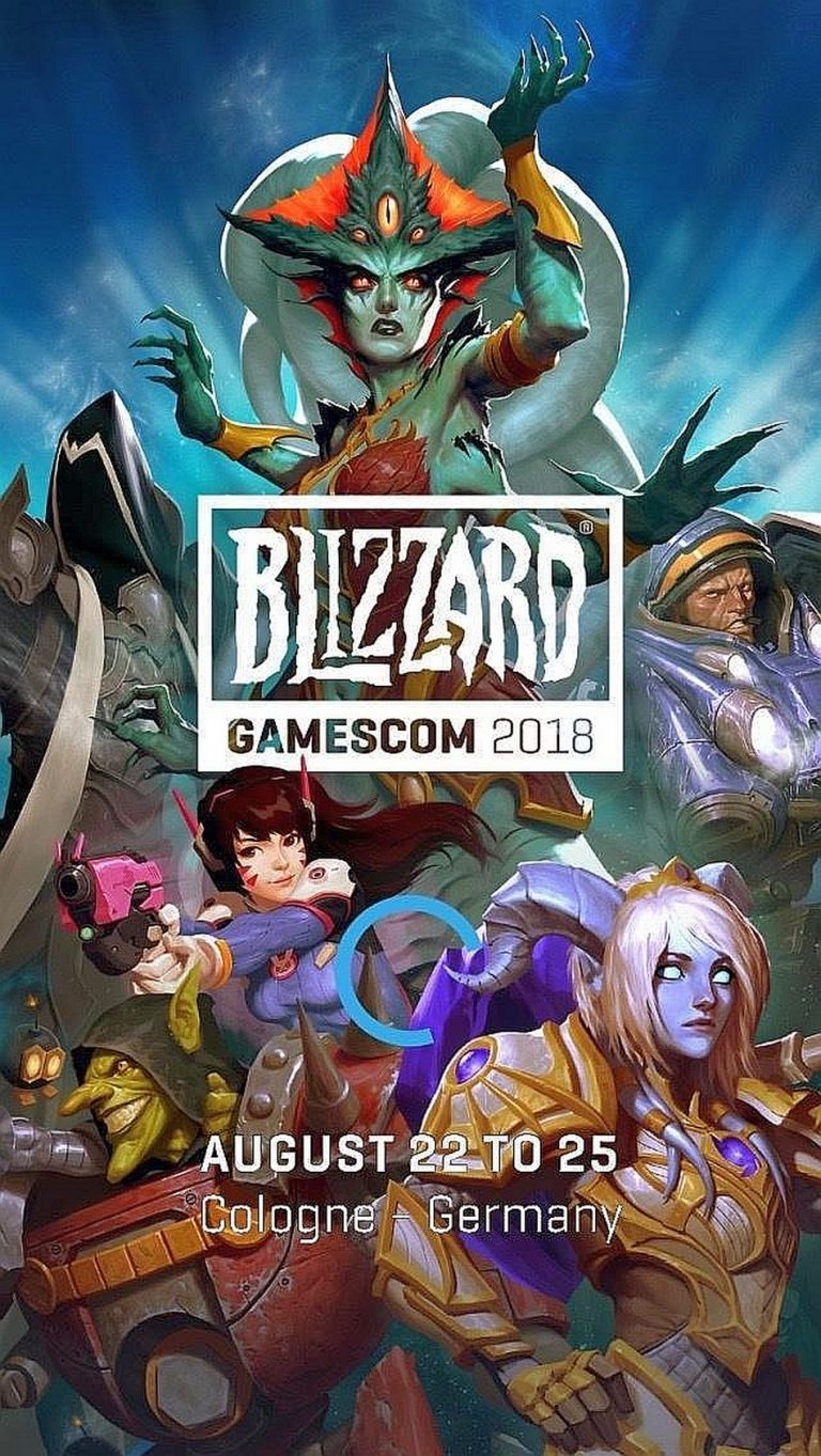 blizzard gamescom 2018 artwork 768x1363