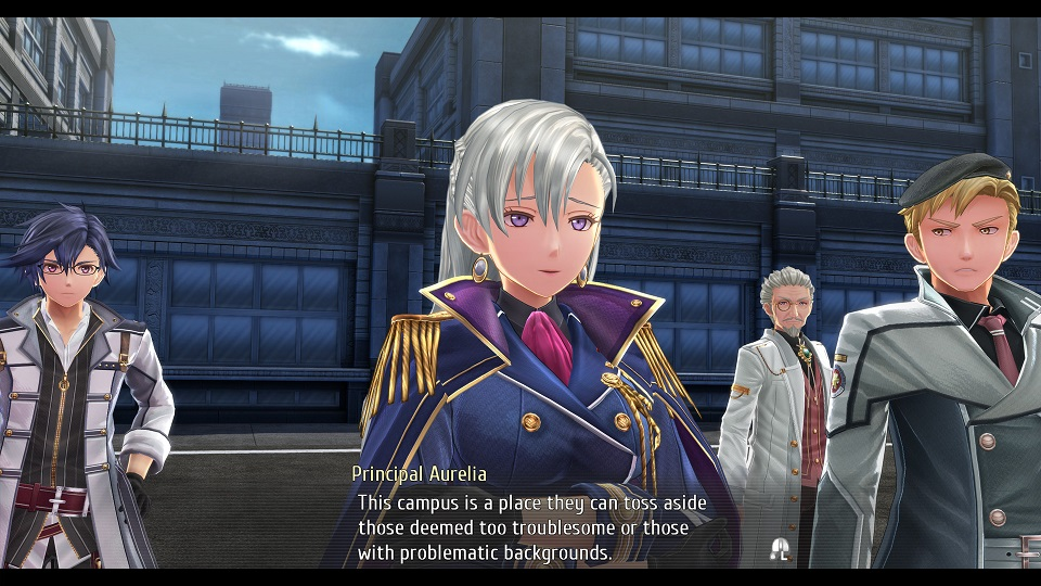 Trails of Cold Steel 3 5