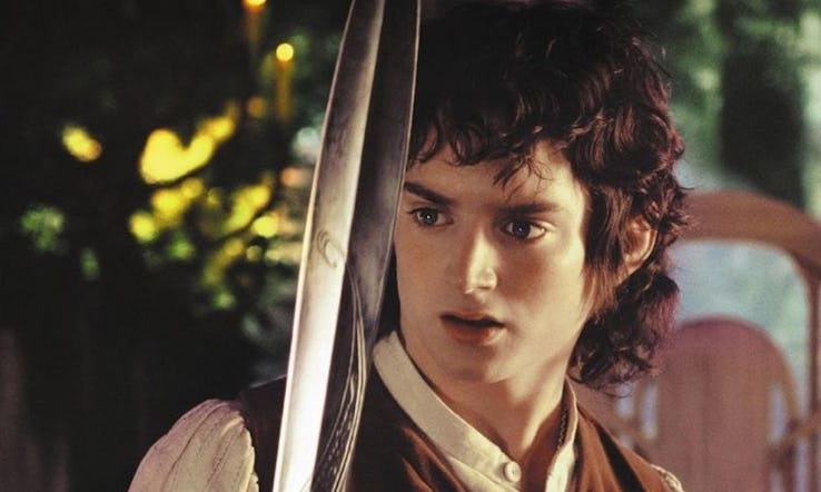 Lord of the Rings Frodo Sting