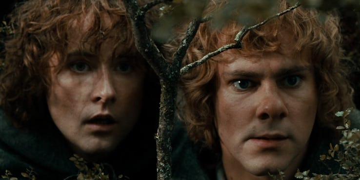 Merry and Pippin Are undervalued in LOTR