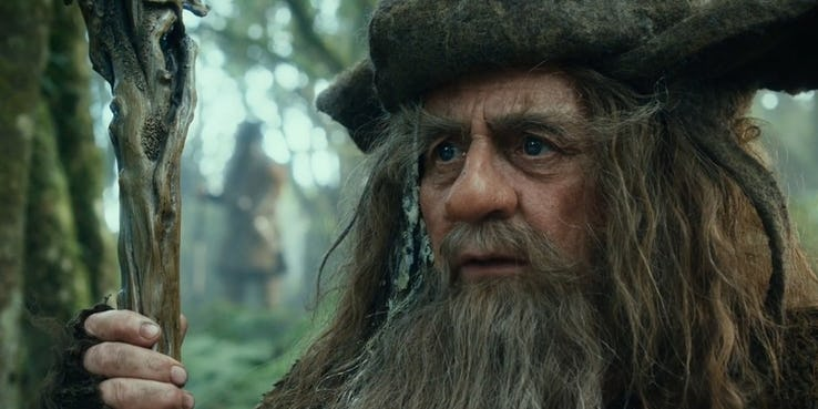 Radagast In The Hobbit