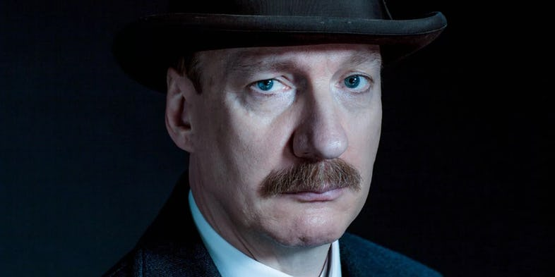 David Thewlis in Inspector Calls