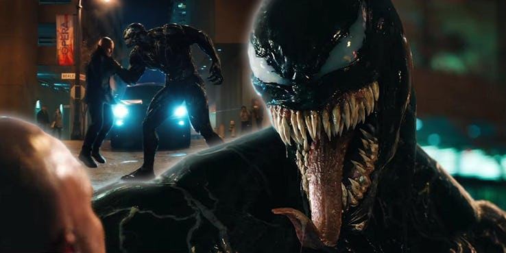 venom with background featured image