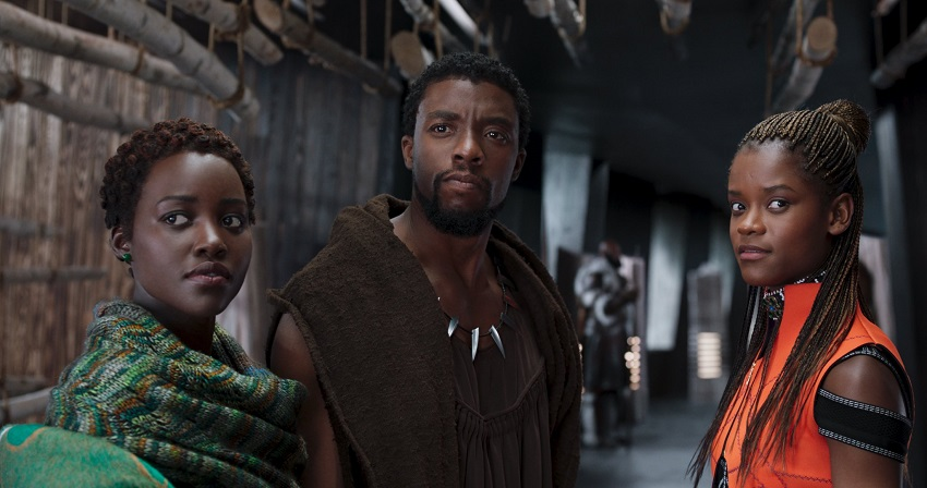 black panther sister and wife