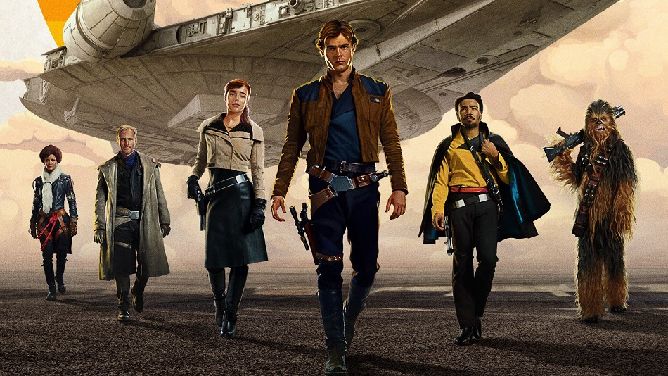 solo a star wars story screen