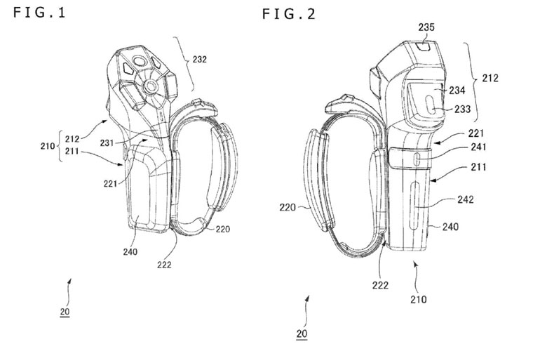 New PSVR Controllers Patent