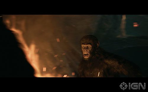 Planet of the Apes Last Frontier 2