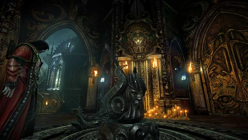 Castlevania 2 lords of shadow screenshot 3
