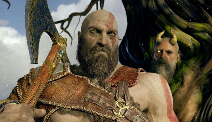 بازی God Of War 4