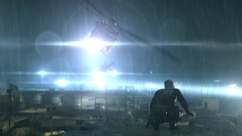 metal gear solid v ground zero screenshot