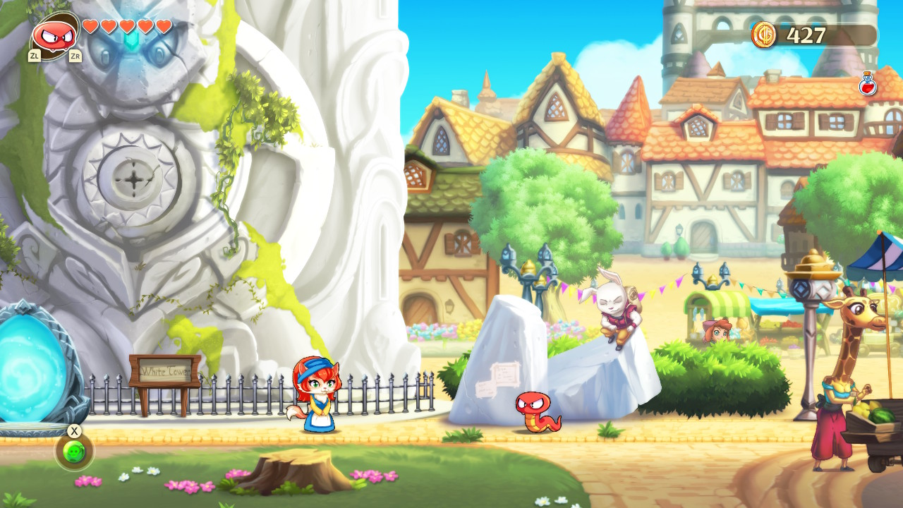 monster boy and the cursed kingdom review p 3
