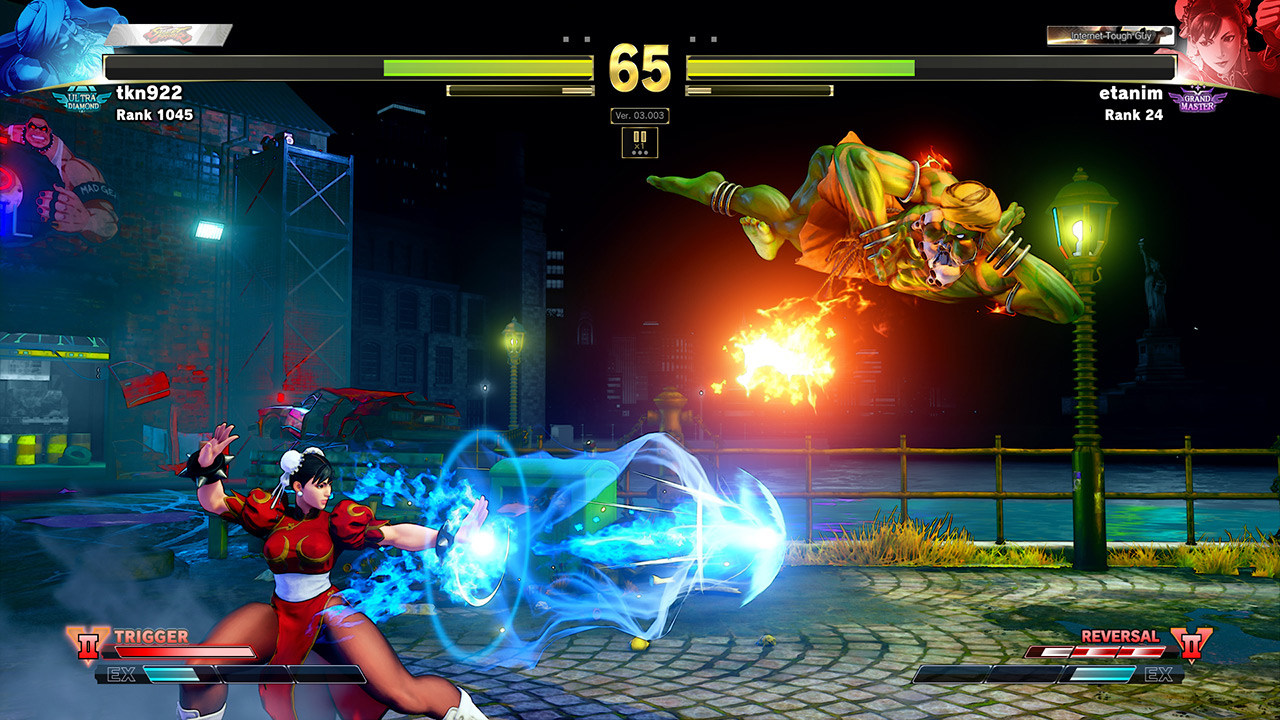 Street Fighter V Arcade Edition Review P3