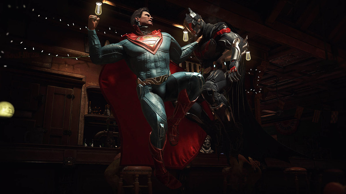 Injustice 2 Review P1 Bazimag