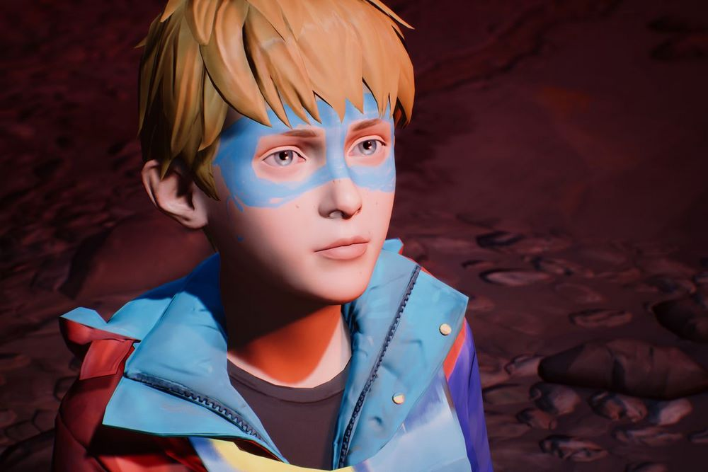 The Awesome Adventues of Captain Spirit