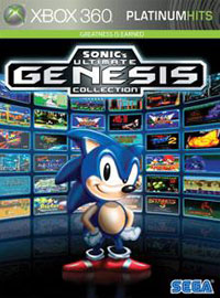 Sonic\'s Ultimate Genesis Collection