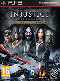 Injustice:Ultimate edition