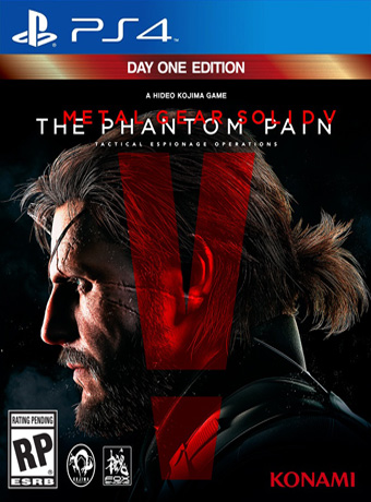MGS V : The Phantom Pain