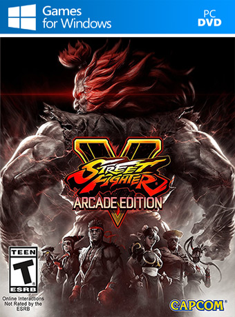 Street Fighter V: Arcade Edition - Pc