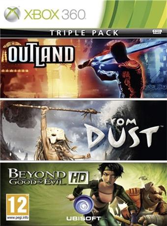 Ubisoft Triple Pack