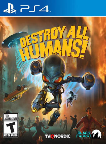 !Destroy All Humans