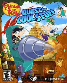 Phineas and Ferb: QCS