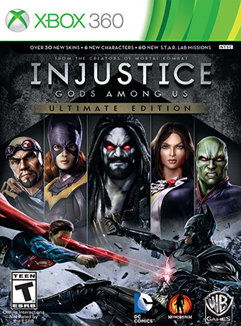 Injustice: Ultimate edition