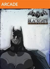 Batman AO: Blackgate