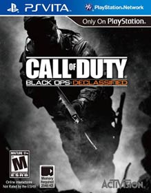 Call of Duty BO Declassified