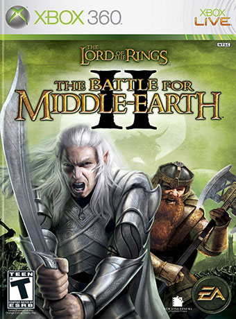 LOTR:Battle for Middle Earth 2