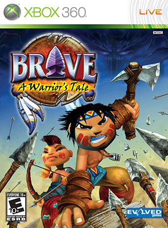 Brave a warrior tale