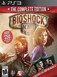 Bioshock Infinite : The CE