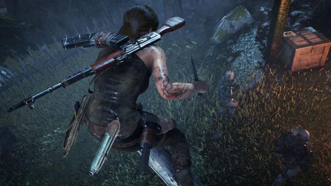 Tomb Raider: 20 Year Celebration