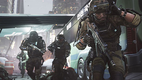 Call of Duty : AW