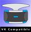 پشتیبانی از دوربین واقعیت مجازی سونی