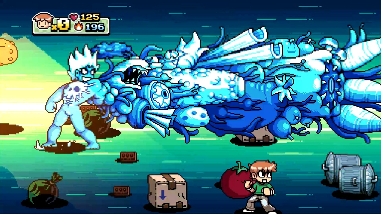 scott pilgrim vs the world the game complete edition image 3
