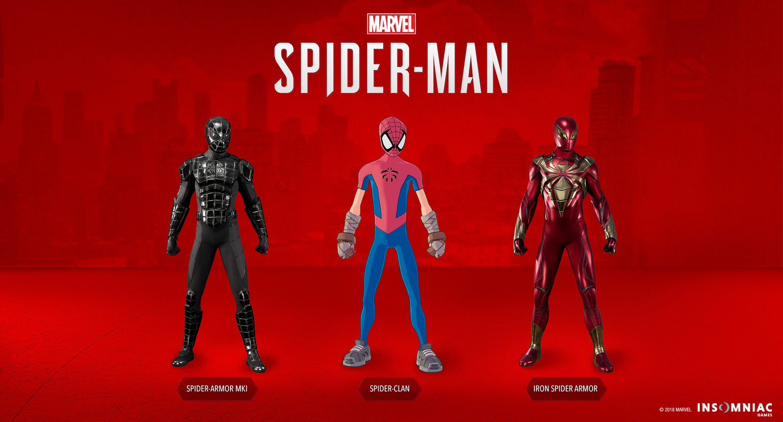 spider man turf wars suits