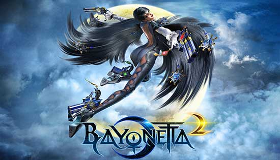 Bayonetta 2 Launch Trailer