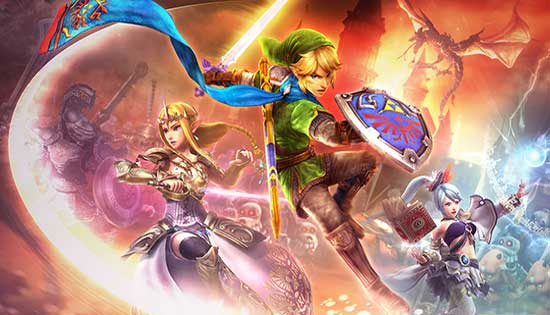 Hyrule Warriors launch trailer