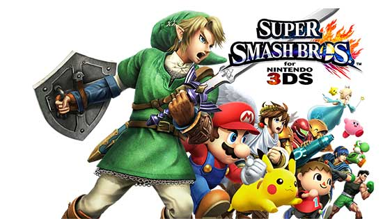 Super Smash Bros Launch Trailer