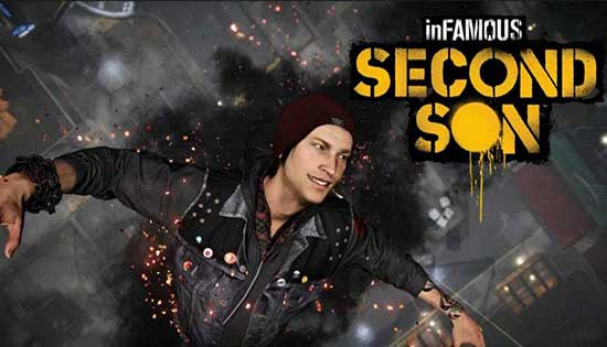 inFAMOUS Second Son Launch Trailer