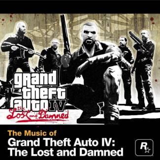 موسیقی GTA IV Lost & Damned radio stations