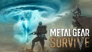 Metal Gear Survive event based on Metal Gear Solid 3 starts April 10