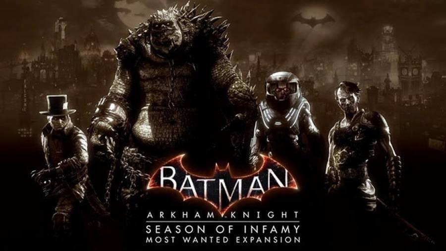 دانلود آپدیت بازی batman arkham knight