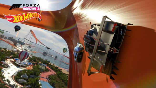 Hot Wheels DLC بازی Forza Horizon 3 عرضه شد