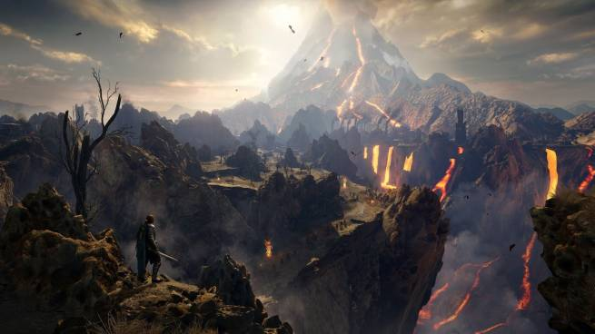 آپدیت Xbox One X بازی Middle Earth: Shadow Of War منتشر شد