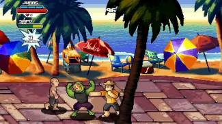 ویدئوی گیم-پلی بازی 99Vidas The Game