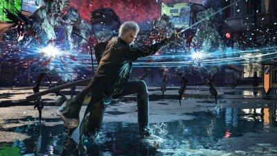 سرعت لودینگ های Devil May Cry 5 در PS5 به 4 ثانیه کاهش می یابد
