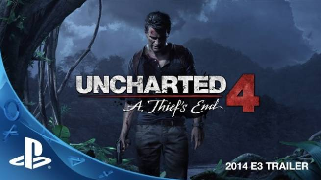 Uncharted 4: A Thief's End : E3 2014 رسما معرفی شد.